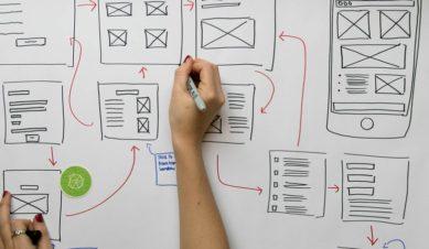 Nouvelle ergonomie, nouveau design des pages marques
