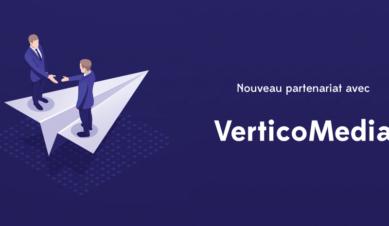 Le nouveau partenariat de Custplace avec VerticoMedia
